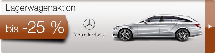 Mercedes-Benz Sonderangebot