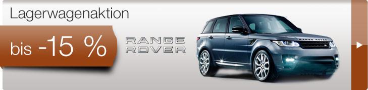 Range Rover Sonderangebot